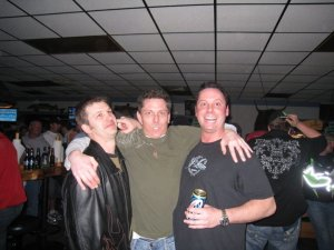 Jason, Ed and Jason - throw back photo due to lack of a more recent one.