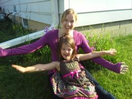 Sophia and I