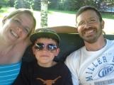 Myself, Vince and Jason