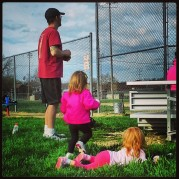 Uncle Jason and the nieces