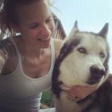 Tyson and I