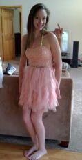 Sarah's Bridesmaid Dress