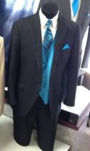 Vincents Tux (more blue :))