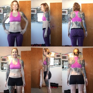 Week 1 complete of 21 Day Fix